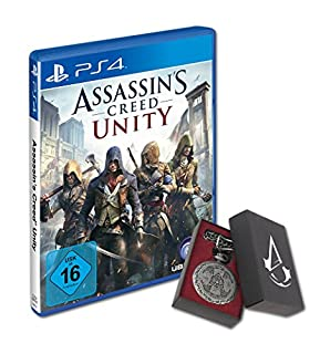 Assassin's Creed Unity - Pocket Watch Bundle (exklusiv bei Amazon.de) - [Playstation 4] (B00KO2Y8UW) | Amazon price tracker / tracking, Amazon price history charts, Amazon price watches, Amazon price drop alerts