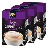 Krüger Dolce Vita Cappuccino, Amaretto, Milchkaffee, Milch Kaffee aus löslichem Bohnenkaffee, 30 Portionsbeutel