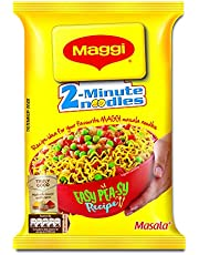 Maggi 2-Minute Instant Noodles, Masala - 70g Pouch