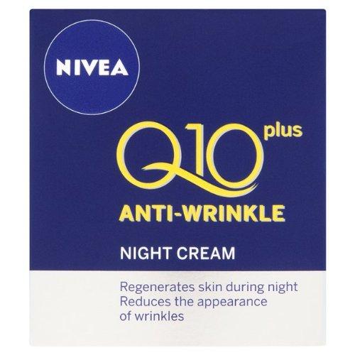 Nivea Visage Q10 Night Cream 2x50ml