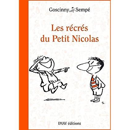 Les récrés du Petit Nicolas (Le Petit Nicolas t. 2)