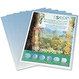 SSeco Carpeta Cut Flush Polipropileno Oxo-biodegradables A4 Transparente Ref LSF-CL [Pack of 100]