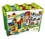 LEGO - 10580 - DUPLO - Jeu de Construction - Boîte Amusante de Luxe Xl