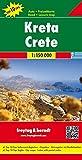 Kreta, Autokarte 1:150.000, Top 10 Tips: Toeristische wegenkaart 1:150 000 (freytag & berndt Auto + Freizeitkarten)