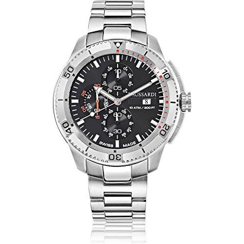orologio cronografo uomo Trussardi Sportsman casual cod. R2473601001