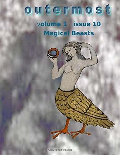 1:10: Outermost Volume 1 Issue 10: A Journal of the Paranormal