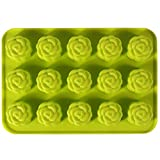 Niheshi Silicone Cupcake Moulds Tray - 1...