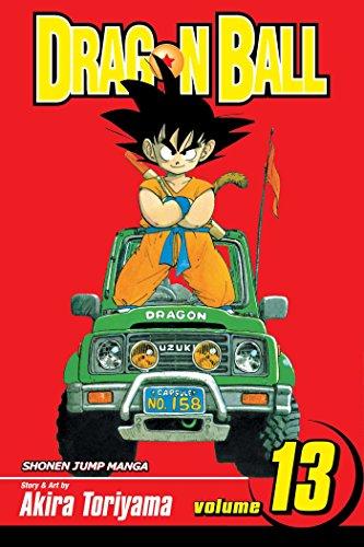 13 Ball-vol. Dragon (DRAGON BALL SHONEN J ED GN VOL 13 (C: 1-0-0))