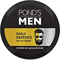 POND'S Men Daily Defence SPF 30 Face Creme Sunscreen Non-Greasy, 55 g
