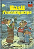 Walt Disney: Basil L'Investigatopo, Ed. Mondadori 1989 - B10