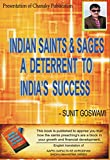 Indian Saints & Sages - A Deterrent to India's success