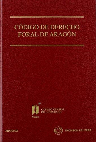 Código de derecho foral de Aragón (Código Profesional)