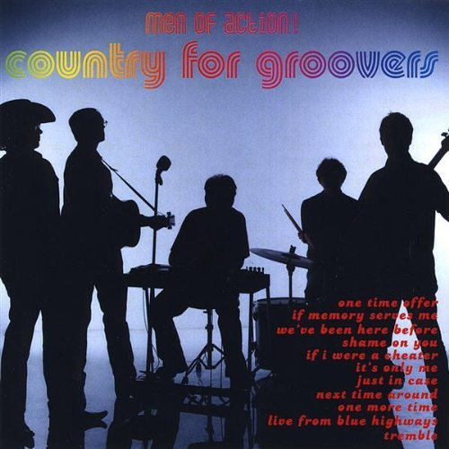 Image of Country for Groovers by Men of Action! (Db Harris) (2008-09-09)
