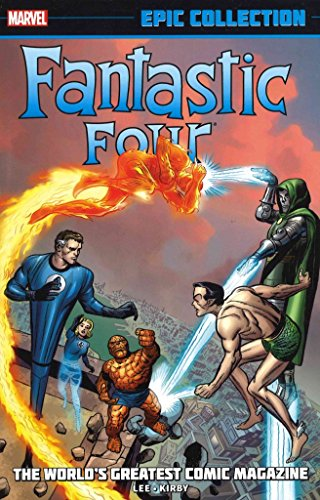 [Fantastic Four Epic Collection: World's Greatest Comic Magazine] (By: Stan Lee) [published: September, 2014]