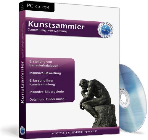 Kunstsammler Software - Bilder, Zeichnungen, Radierungen, Skulpturen bewerten (Bilder Radierung,)