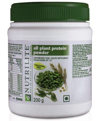 Nutrilite Amway Nutrilite All Plant Protein Powder ,200Gms