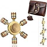 Bagtu 6th Hand Spinner EDC Jouet Avec Hybird en Céramique Bearring