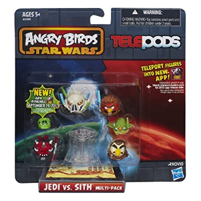 Angry Birds - Star Wars pack de juego de construcción (Hasbro A6180E27) por Hasbro