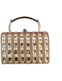 Pochette da donna 1st American elegante chic borsa a mano con strass
