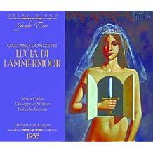 OPD 7035 Donizetti: Lucia di Lammermoor: Italian-English Libretto (Opera d'Oro Grand Tier) (English Edition)