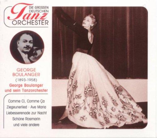 Die Großen Deutschen Tanzorchester, George Boulanger