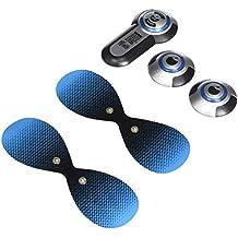 Apolyne ENRG WING Electroestimulador (70 mA) con Mando a Distancia, Unisex Adulto, Azul, Única