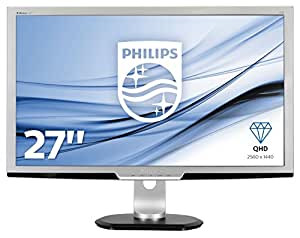 "Philips  273P3LPHES P-line 27"" (68,6 cm) Monitor LED, Nero/Argento"