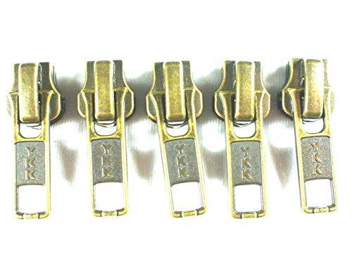 Zipper Slider Kit di riparazione per bobina Slider 5Sliders/pack