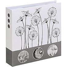 Hama 00001843 álbum de foto y protector - Álbum de fotografía (Gris, Color blanco)