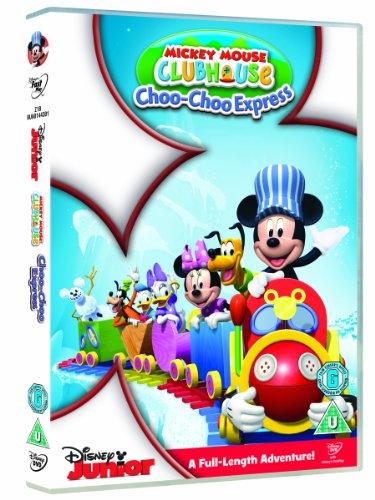Image of Mickey Mouse Club House: Mickey's Choo Choo [DVD]