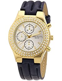 Mike Ellis New York Damen-Armbanduhr Analog Quarz L2618AGU/2