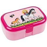 Lunchbox Brotdose Lotte mit Pferd, Lutz Mauder