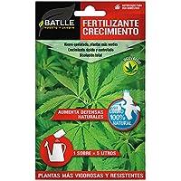Abonos - Fertilizante Ecoyerba Crecimiento Sobre para 5L - Batlle