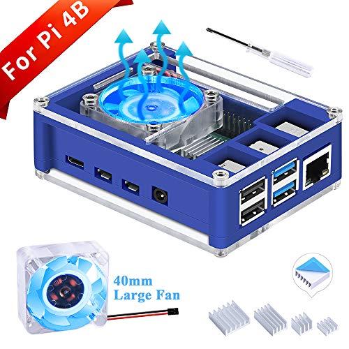 GeeekPi Raspberry Pi 4 Caja
