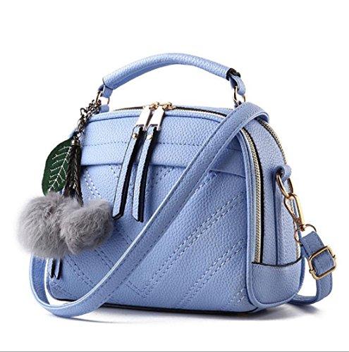 Syknb Das Paket Der Neuen Welle Der Frauen Der Weiblichen Taschen Koreanische Version Des Frischen Mode Schulter Messenger Bag, D B