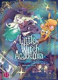Little Witch Academia, tome 2 par  Trigger