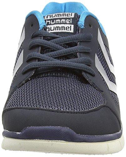 hummel HUMMEL EFFECTUS FIT Unisex-Erwachsene Hallenschuhe Blau (Graphite 2786)