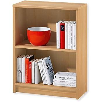 ROLLER Regal LILLY 2 - Buche - 60 cm: Amazon.de: Küche & Haushalt   {Küchenzeile roller 55}