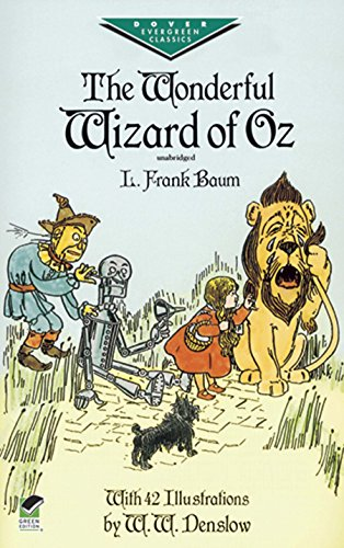 The Wonderful Wizard of Oz (Dover Childrens Evergreen Classics ...