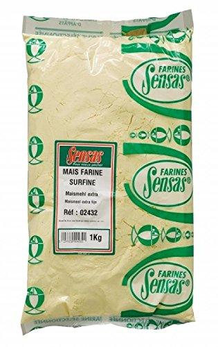 Sensas Maismehl Extra Fein gemahlen 1 kg