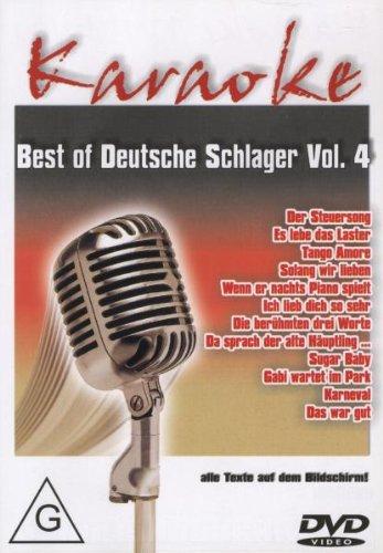 Preisvergleich Produktbild Karaoke - Best of Deutsche Schlager Vol. 04