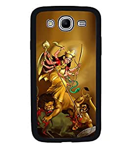 Fiobs Designer Back Case Cover for Samsung Galaxy Mega 5.8 I9150 :: Samsung Galaxy Mega Duos 5.8 I9152 (God Bhagvan Temple Dress Sports Typography Spritual)