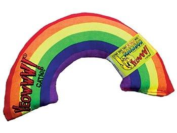 YEOWWW Rainbow Jouet avec Cataire pour Chat