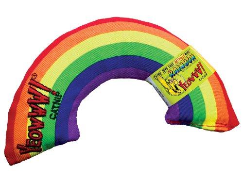Rosewood 634292 Yeowww! Katzenspielzeug Regenbogen