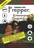 Prepper, Krisenvorsorge, Survival Guide (Taschenbuch, rund 600 Seiten)