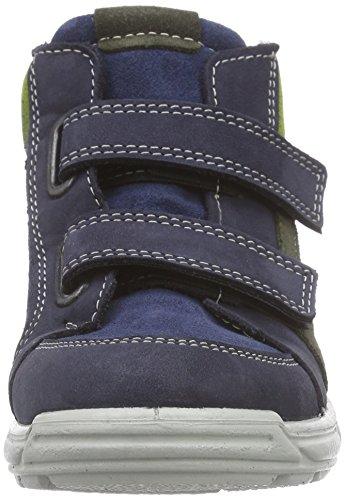 Ricosta Jonah, Sneaker alta Ragazzo Blu (Blau (nautic/reef 172))