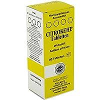 Citrokehl Tabletten 1X80 stk preisvergleich bei billige-tabletten.eu