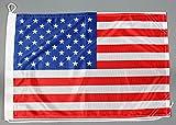Bootsflagge USA Amerika 30 x 45