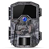 apeman Trail Camera 16MP 1080P Wildlife Camera, Night Detection Game Camera with No - Best Reviews Guide