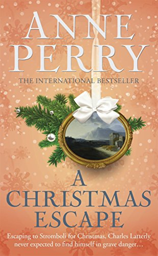 A Christmas Escape (Christmas Novella 13): A festive murder mystery set on a lonely Italian island